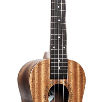Amahi UK120CW Concert Ukulele W/Matching Bag