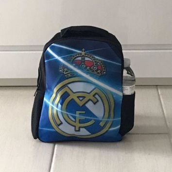 Real Madrid Small Backpack Bag CR7 (9x11)inches 2017 Soccer Football NEW!