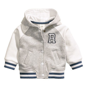 Baseball Jacket - from H&M from H&M | baby stuff