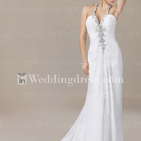Beach Wedding Dresses-Style BC094