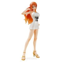 ONE PIECE Figuarts ZERO Non Scale Figure : Nami [ONE PIECE FILM GOLD Ver.] (PRE-ORDER) - HYPETOKYO