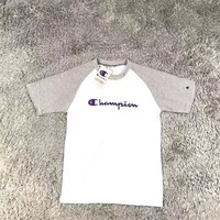 Champion Women Simple T-shirt