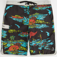O'neill Stranded Mens Boardshorts Black  In Sizes