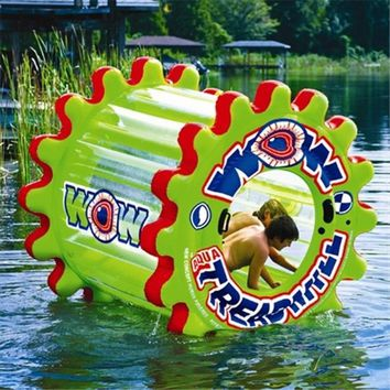 Wow Sports 13-2030 Aqua Treadmill Inflatable And Towable Water Sport