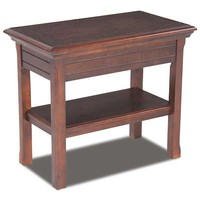Setters Chair Side End Table by Jacob