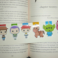 Magnetic Bookmarks • Land of Toys