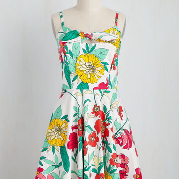 Sunny How That Works Dress | Mod Retro Vintage Dresses | ModCloth.com