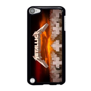 METALLICA MASTER OF PUPPETS iPod Touch 5 Case Cover