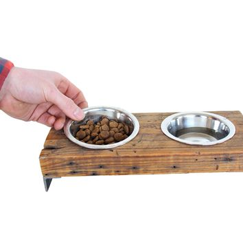Elevated Pet Bowl : Small