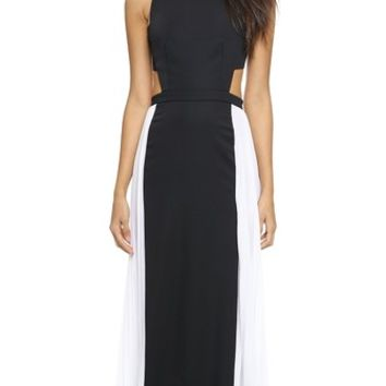 BCBGMAXAZRIA Brielle Gown