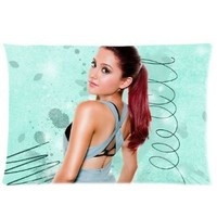 Ariana Grande Custom Pillowcase Standard Size 20x30 PWC-1359
