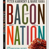 Bacon Nation By Peter Kaminsky & Marie Rama- 000 One