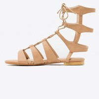 Kailah Sandals Tan - Best Sellers - Clothes