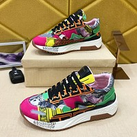 Versace Woman Men Fashion Sneakers Sport Shoes