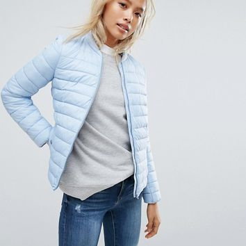 Esprit Lightweight Padded Jacket at asos.com