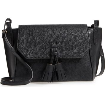 da1970246e Longchamp Penelope Leather Crossbody Bag | Nordstrom