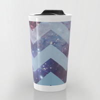 Infinite Aqua Travel Mug by Plume