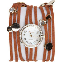 Beaded Wrap Watch 189920400 | watches | Tillys.com
