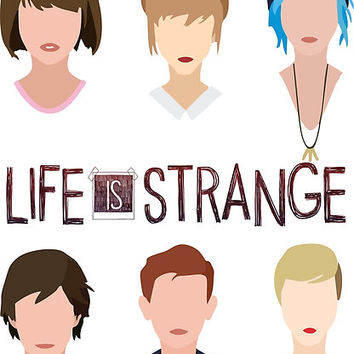 'life is strange' Poster by upcs