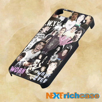 Calum Hood Collage For iPhone, iPod, iPad and Samsung Galaxy Case