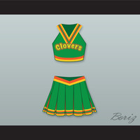 East Compton Clovers Cheerleader Uniform Bring It On
