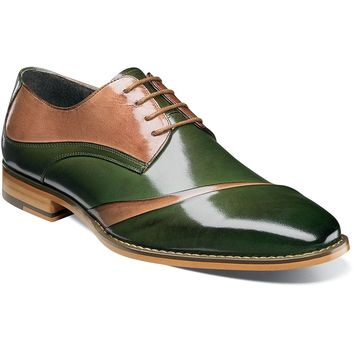 Talmadge Folded Vamp Oxford by Stacy Adams