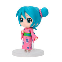 Vocaloid Hatsune Miku figures 1pcs toy doll