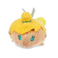 Disney Tinker Bell ''Tsum Tsum'' Plush - Peter Pan - Mini - 3 1/2''