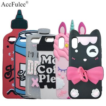 3D Cute Chill Pills Soft Case For iphone X 5S SE 5C 6 6S 7 8 Plus Rabbit Cat Phone Cases