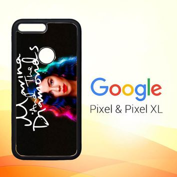 Marina and The Diamonds Z1529 Google Pixel Case