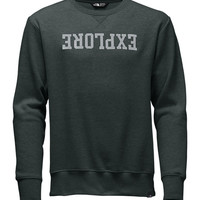 MEN'S EXPLORE FLEECE CREW | United States