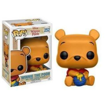 REPLACEMENT - FUNKO POP! WINNIE THE POOH WINNIE THE POOH (SITTING)