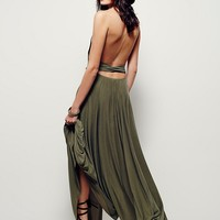 Free People Second Base Dress