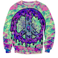 Dripping Peace Sweatshirt