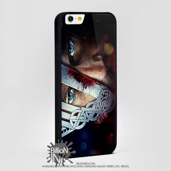 Vikings Tv Show Eyes For Apple, Iphone, Ipod, Samsung Galaxy Case