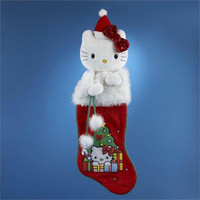 Christmas Stocking - Hello Kitty Officially Licensed