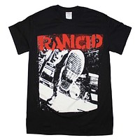 Rancid Boot T-Shirt X-Large