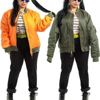 Vintage 90's Essential Flight Bomber - One Size Fits Many