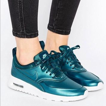 Nike air max Thea Breathable and easy to wear jogging shoes