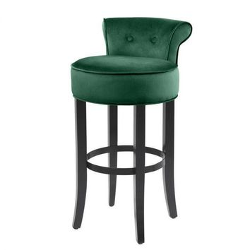 Green Bar Stool | Eichholtz Sophia Loren