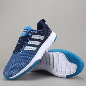 Adidas Neo Cloudfoam Super Flex Women Men Fashion Sneakers Sport Shoes