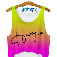 The Boys Sigs crop top