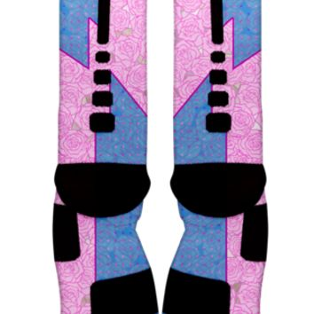 KD VI Aunt Pearl Custom Socks | Rock 'Em Apparel