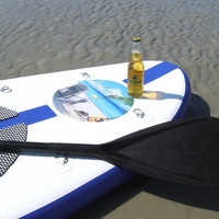 Inflatable Stand Up Paddle Board with by coastalseasons on Etsy