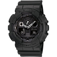 G-Shock Ga100-1A1 Watch Black One Size For Men 17147510001