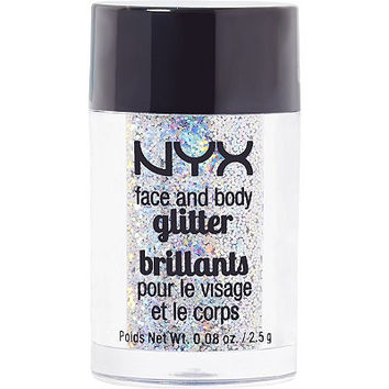 Nyx Cosmetics Face and Body Glitter | Ulta Beauty