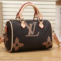 LV Louis Vuitton Women's new casual pillow bag bucket bag shoulder Messenger bag