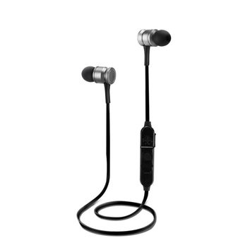 G3 Wireless Earphone Bluetooth 4.0 Stereo Magnetic Mini Bluetooth Sport Earphone In-Ear Earbuds Headset With USB Charging Cable