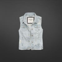 Bridget Denim Vest