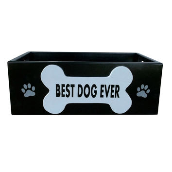 Pet Toy Box - Best Dog Ever